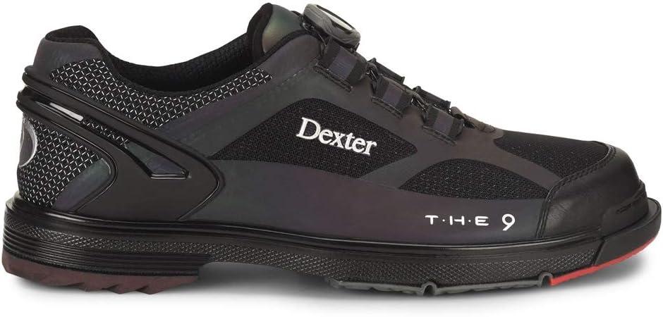 Dexter T.H.E 9 HT BOA カラーシフトホットメルトワイドワイドボーリングシューズ 14 W US