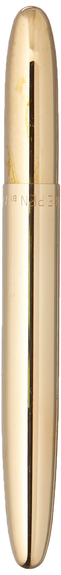 Fisher Space Pen Raw Brass Bullet Pen (400-raw)