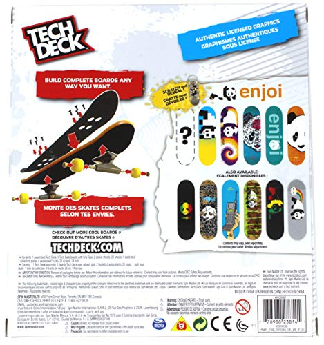 Tech Deck Enjoi Skateboards Sk8shop Bonus Pack with 6 Fingerboards - 20th Anniversary by Tech Deck (Image #1)