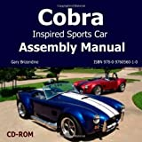 Shelby AC Cobra Inspired Sports Car Assembly Manual
