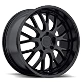 TSW Tremblant Wheel with Matte Black Finish (19