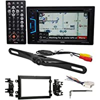Navigation/DVD/USB/SD/MP3 Receiver/Bluetooth+Camera For 2007-2008 Ford F-150