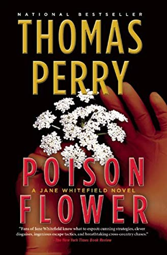 Poison Flower (Jane Whitefield Book 7)