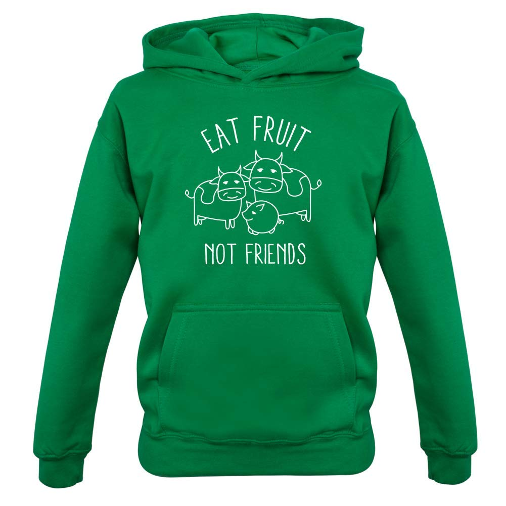 Fruit Not Friends 9 Colours 1-13 Years Kids Hoodie