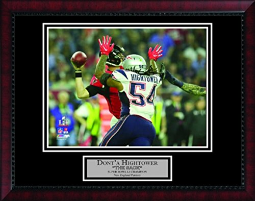 Don Ta Hightower Super Bowl Li Strip Sack