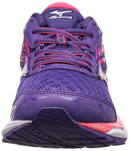 Mizuno Wave Inspire 12 Estrechos Fibra sintética Zapato para Correr