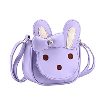 US Toddler Baby Messenger Bag Children Kid Girl Princess Shoulder Bag Handbag L