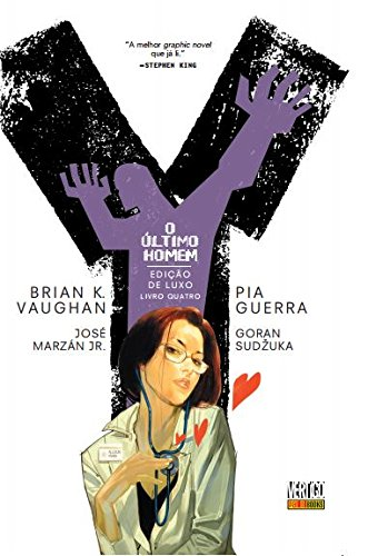 Y. O Último Homem - Volume 4
