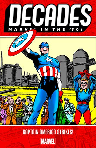 Decades: Marvel in the 50s - Captain America Strikes!