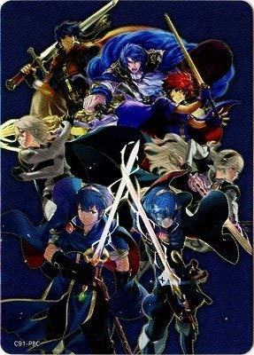 Amazon com: Fire Emblem Cipher / Special Marker Card 【Characters
