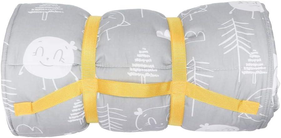Butterfly2 Minky Dot /& Cotton Hisprout Tapis L/éger et Doux Kids Toddler