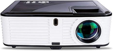 CGOLDENWALL Mini proyector 4500 lúmenes FHD 1920 x 1080 WiFi ...