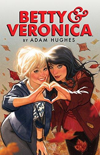 Amazon Com Betty Veronica By Adam Hughes Betty Veronica Comics