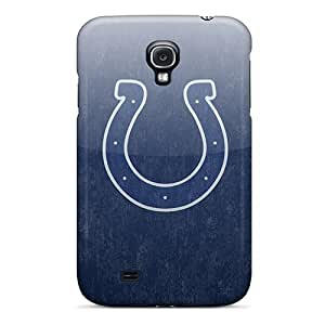 ChristopherWalsh Samsung Galaxy S4 Protector Hard Phone Case Unique Design Fashion Indianapolis Colts Image [RXO3377Auwg]