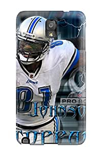 Shauna Leitner Edwards's Shop Best 8507142K72112938 Calvin Johnson Fashion Tpu Note 3 Case Cover For Galaxy