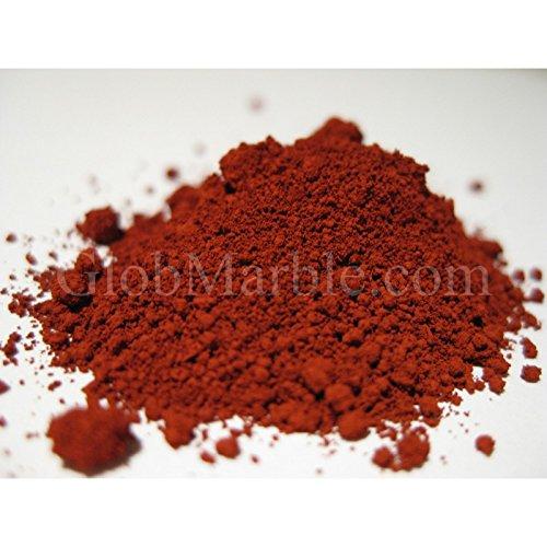 Integral Tile - GlobMarble Concrete Pigment 1117, Tile Red 25 lb Bag