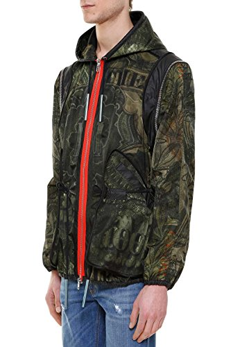 Givenchy Homme 17J0686771305 Vert Polyamide Blouson