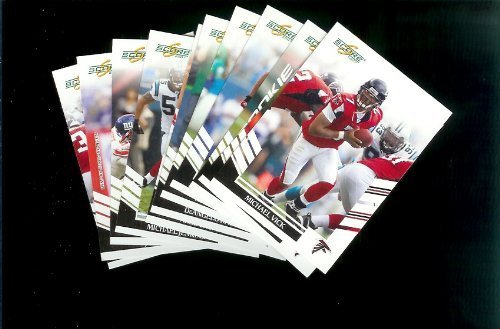 Atlanta Falcons Football Cards - 3 Years of Score Complete Team Sets 2006,2007, 2008 - Includes Stars, Matt Ryan Rookie & More - Individually Packaged!