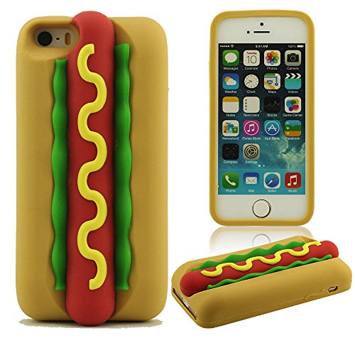 iPhone Hot Dog Délicieuse