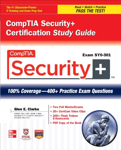 Download CompTIA Security+ Certification Study Guide (Exam SY0-301) (Official CompTIA Guide) Pdf