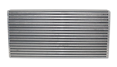 Vibrant 12832 Air-to-Air Intercooler Core - Air Intercooler Assembly