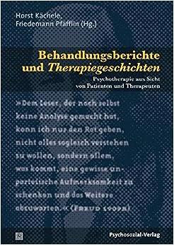 Book Behandlungsberichte und Therapiegeschichten