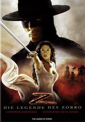 Die Legende des Zorro Film
