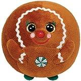 Ty Beanie Ballz Ginger - Gingerbread