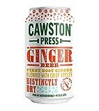 Cawston Press Ginger Beer Sprkl 4-pack, 1320 ml