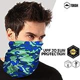 Tough Headband UV Face Mask - Neck Gaiter for