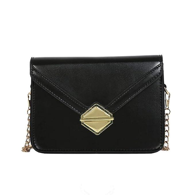 Amazon.com: Bolsas de mano para mujer, estilo retro, simples ...