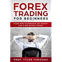 Forex Trading for Beginners: Learn How to Dominate Any Market Like a Pro Within 2 Hours