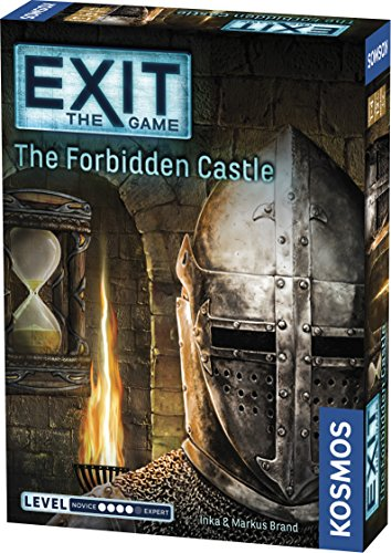 Exit: The Forbidden Castle (No Retreat Board Game)