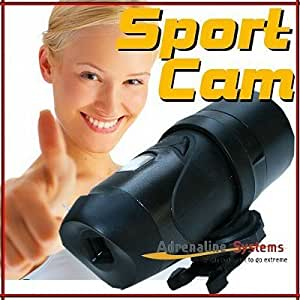 Sport Helmet Camera Waterproof Action Helmet Camera(black) for Extreme Sports & tactical - military use.