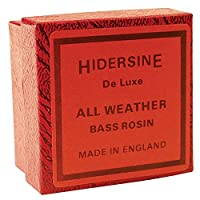 Hidersine VP-036B Series VI/All Weather Bow Rosin - Double Bass