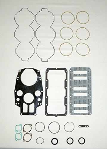 MERCURY 3.0L Pro XS DFI 225-300 HP Complete Power Head Gasket Kit WSM 500-245-01 OEM# 27-841220A03 ()
