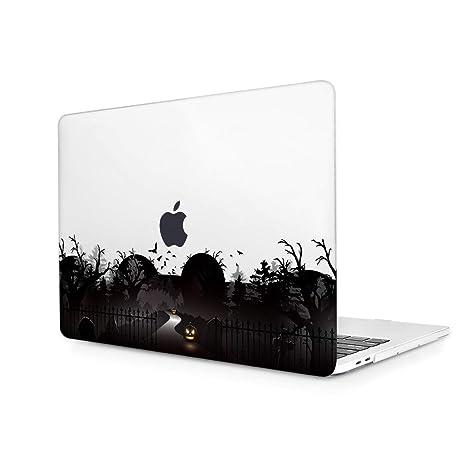 TwoL Ultra Delgado Funda Dura Carcasa para MacBook Pro 15-15,4 Pulgadas Avec CD-ROM A1286 Bosque Oscuro
