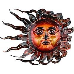 Regal Art & Gift Windswept Sun Wall Decor