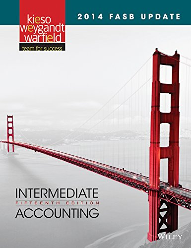 Intermediate Acct.,2014 Fasb.. W/Access