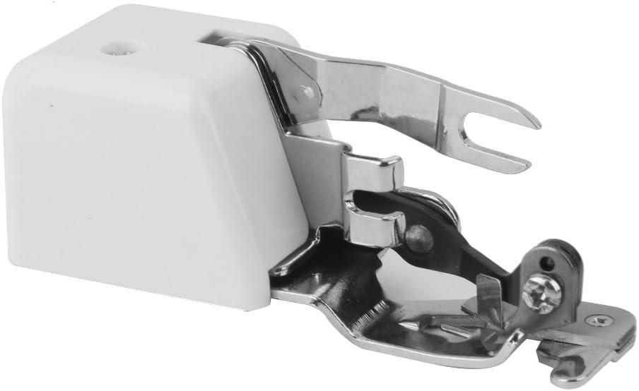 Sharplace 1 x Lado Cortador Prensatelas Ajusta para Máquina de Coser Industrial Duradero