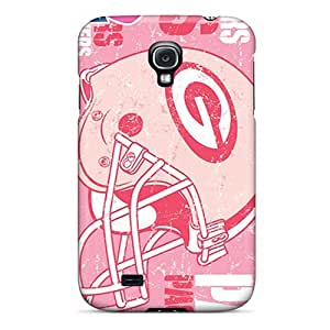 Galaxy Case - Tpu Case Protective For Galaxy S4- Green Bay Packers