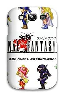 High-quality Durability Case For Galaxy S3(final Fantasy Video Game Final Fantasy)