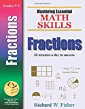 Mastering Essential Math Skills FRACTIONS