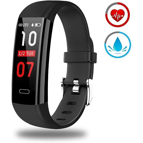 SEPVER Reloj Inteligente Smartwatch para iOS iPhone y ...