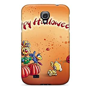 Awesome Case Cover/galaxy S4 Defender Case Cover(happy Halloween)