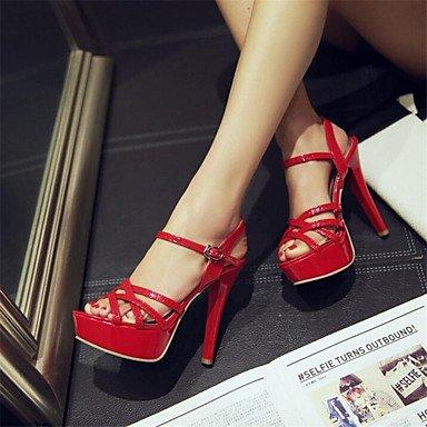 RTRY 5 Informal De La Resorte Plano Mujer CN40 US8 Confort 5 Lienzo Sneakers Pu UK6 Confort EU39 Blanco rwSrOABxq