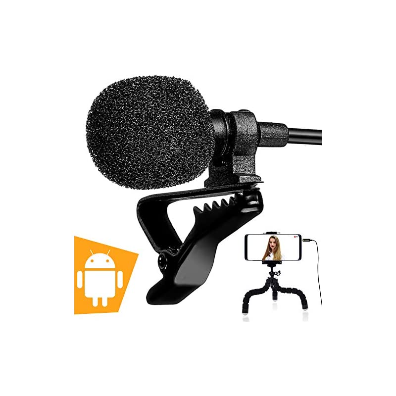 Exclusive ASMR Microphone for Android -