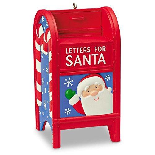 Hallmark Letters for Santa Mailbox -