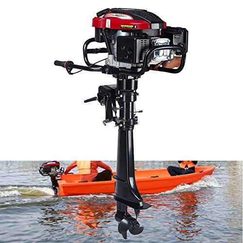 Four-Stroke 7-Horsepower Outboard Motor,Stroke 7Hp Outboard Motor 196Cc Fishing Boat Engine Air Cooled Drive Air-Cooling System Engine,7 Hp Sale 4-Stroke Inflatable Universal from LOYALHEARTDY19