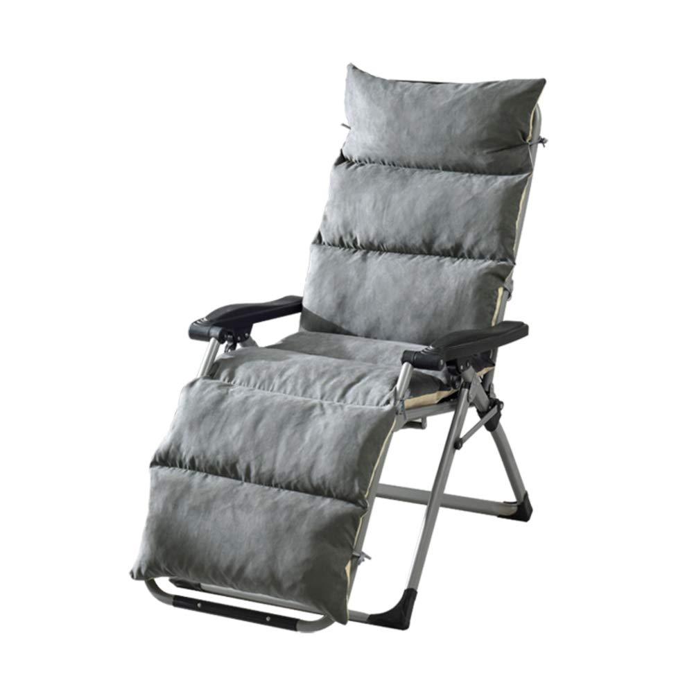 Remplacement Pad Jardin Daim Coussin dassise Confortable Moelleux /À Bascule Inclinable Relax Lounge Coussins de Chaise D/éhoussable Couverture-caf/é 50x125cm Coussin Bain de Soleil transat 20x49inch
